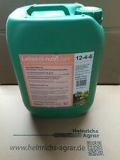 10 l Lebosol NPK Dünger Flüssig Blattdünger Zierpflanzen Gemüse f. alle Pflanzen