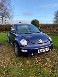 Volkswagen Beetle 2002 1.8 T Automatic 3 door