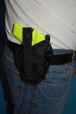 """GUN HOLSTER, S & W """"K"""" FRAME, RUGER GP100, S & W 19,  HUNTING, SECURITY, 315"""
