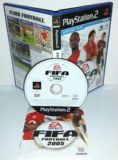 FIFA FOOTBALL 2005 05 - Playstation 2 Ps2 Play Station Gioco Game Sony