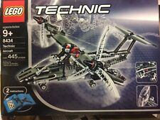 NEW FACTORY SEALED 2004 LEGO TECHNIC AIRCRAFT #8434