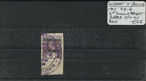 Gilbert & Ellice 1911 SG.6 F/U