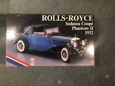 Pocher 1:8 Diverse Teile K 72 Rolls Royce Phantom II Coupe 1932 72-21 K11