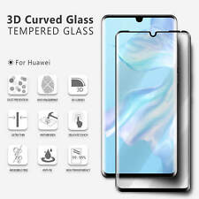 Full Tempered Glass Screen Protectors For Huawei P Smart P20 P30 P40 Pro Lite