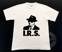 Vintage 1980s IRS Records Shirt Gildan Reprint Size: S,M,L,XL,2XL,3XL