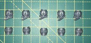 Deathwatch Torsos Warhammer 40k Space Marines bits