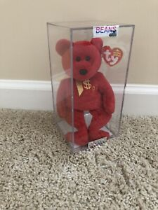Ty Beanie Babies Billionaire 9 the Bear (MWMTMQ) (TBB Authenticated) (#108)