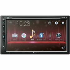 "Pioneer Avh-310Ex Multimedia Double-Din Receiver 6.8"" Display Built-In Bluetooth"