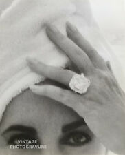 1991/96 Vintage MATTED Elizabeth Taylor HERB RITTS Actor Photo16x20