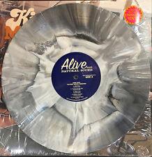 KING MUD - VICTORY MOTEL SESSIONS - GREY AND BLACK SPLATTER VINYL LP