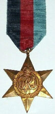 WW2, 1939-45 STAR, 100% GENUINE FULL SIZE, WITH FREE UK POSTAGE