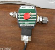 Asco Red-Hat Ii 1/2 Inch Solenoid Valve Sc8210G34