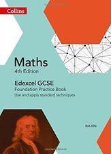 GCSE Maths Foundation Practice Book, Kath Hipkiss, New Paperback Edexcel