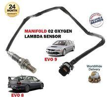 Per Mitsubishi EVO 8 9 VIII IX 2.0i 2003-2008 Collettore Sonda Lambda Ossigeno 02