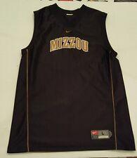 Mizzou Basketball Jersey Nike Reversable Missouri Tigers Size Large (L) Stitched