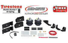 Firestone 2605 Ride Rite Rear Air Bags for 17-19 Ford F250 F350 4WD SRW