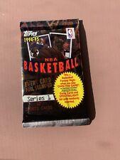 1994/95 Topps Basketball Sealed Pack: Find Jordans, Rookies, Cards Foil Stamped