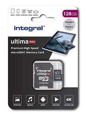 128GB PREMIUM HIGH SPEED MICROSDXC V30 UHS-I U3 for DRONES, ACTION-CAM, CAMERAS