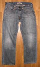 "echt cool: LEVI`S 506 STANDARD JEANS / LEVIS Blue- Jeans in blau ca. W34"" /L29"""