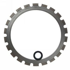 """14"""" 350mm Diamond Ring Saw Blade for Cutting Reinforced  Concrete."""