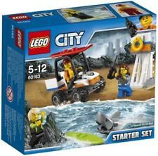 LEGO CITY STARTER SET GUARDIA COSTIERA 5-12 ART. 60163