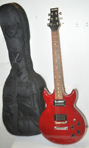 2008 Ibanez Gio GAX70 Indonesia Electric Guitar Red MINT w/ Gig Bag