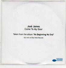 (ER343) Jose James, Come to My Door - 2013 DJ CD