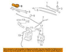 GM OEM Front Windshield Wiper Motor 22711010