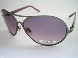 FABRIS LANE SUNGLASSES GUNMETAL GREY FLA101685 GENUINE BNWT