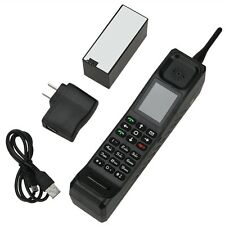 New Dual Sim Quadband Classic Old Vintage Brick Cell Phone GSM 900/1800/1900MHz