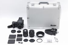 【Near Mint】Mamiya 645 Pro w/Sekor C 45 80 150mm 3 Lenses and more from Japan 465