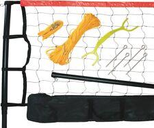 Mobile Netzanlage für Beach Volleyball von Spordas Top Qualität inkl Tasche NEU