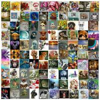 Full Drill 5D Diamond Painting Embroidery Arts Craft DIY for Home Decor 30*30cm