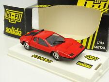 Solido 1/43 - Ferrari 512 BB 1976 Rojo 1515