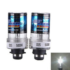 2X D2S 35W 5000K Xenon HID Headlamps Replacement Bulb 12V Headlight Bulbs Lamp