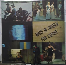 Abba-made in Sweden for export | Swedish PROMO LP