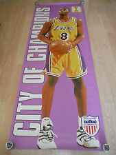 Banner_KOBE BRYANT_Los Angeles Lakers_INGLEWOOD All America City of Champions 98