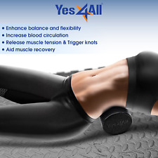 High-Density Foam Roller/Round Foam Roller Back Massage Various color & sizes
