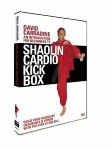 David Carradine - An Introduction For Beginners To Shaolin Cardio... - DVD  Z4VG