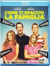 Blu Ray • Come ti Spaccio la Famiglia JENNIFER ANISTON COMMEDIA RIDERE ITALIANO
