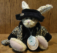 Boyds Plush #9150-12 Emily Babbit, Fall 1999 series Rabbit NEW from Retail Store