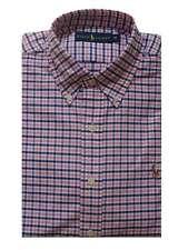 Karierte bequem sitzende Ralph Lauren Langarm Herren-Freizeithemden & -Shirts