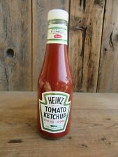 Vintage Heinz Tomato Ketchup Bottle AM Radio | Advertising | Promotional Item