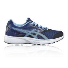 Chaussures de fitness, athlétisme et yoga bleus ASICS pour femme