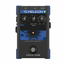 TC-Helicon VoiceTone H1 996012011 Vocal Harmony Effect Pedal