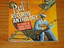 Where Blues Crosses Over: 12 Years of Ruf Records Anthology by Various Artists