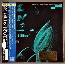 Grant GREEN Am I Blue Orig. 2004 JAPAN Mini LP CD TOCJ-9249 Factory Sealed