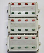 Märklin 72720 drei Stellpulte für Stecker aus dem Set 71400