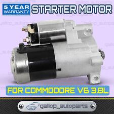 New Starter Motor for Holden Calais V6 VS VT VX VY VN VP VR Manual Transmission