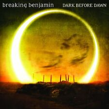 BREAKING BENJAMIN DARK BEFORE DAWN CD 2015